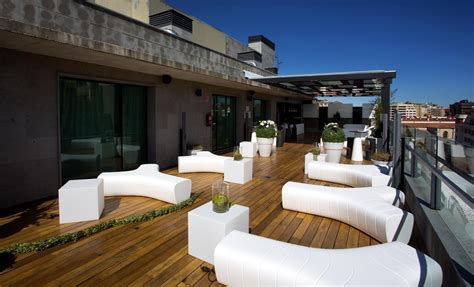 Diez terrazas para disfrutar del verano