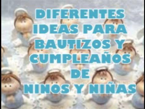 DIFERENTES IDEAS PARA BAUTIZOS Y CUMPLEAÑOS DE NIÑOS Y ...