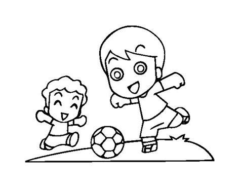 Disegno di Calcio a scuola da Colorare   Acolore.com