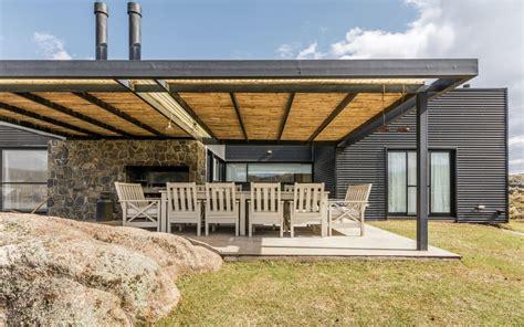 Diseño casa de campo tres dormitorios | Construye Hogar