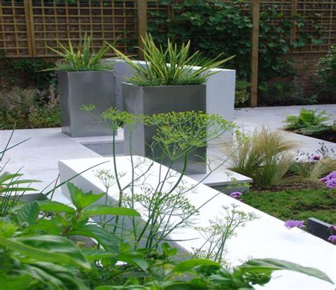 Diseño de jardín moderno | El Blog del Decorador