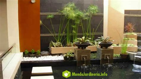 Diseño de Jardines Minimalistas pequeños para casas