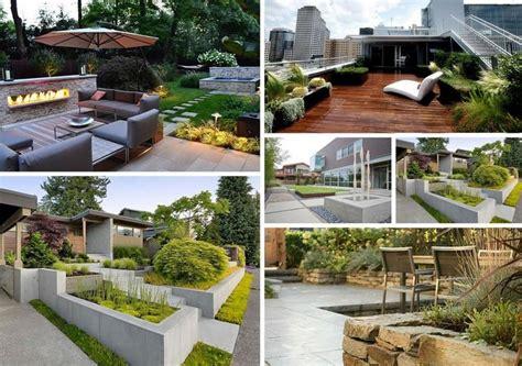 Diseño de jardines modernos   100 ideas impactantes.