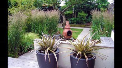 Diseño de jardines modernos –ideas impactantes   YouTube