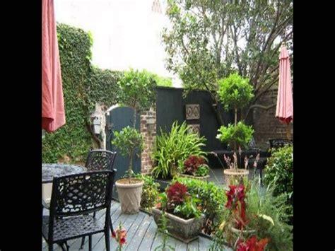 Diseño de jardines pequeños   Gardening Video Forum