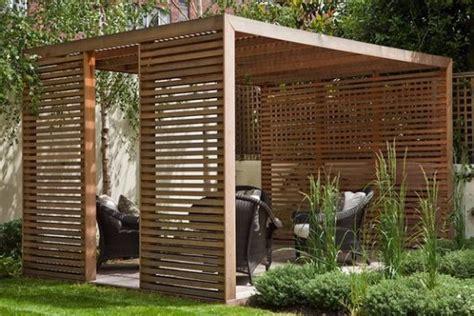 Diseño de jardines pequeños modernos y sencillos ...