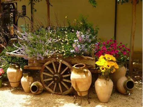 Diseño de Jardines Pequeños Rusticos