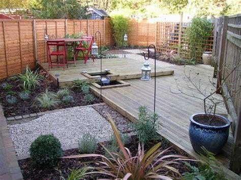 Diseño de jardines pequeños y modernos   50 ideas