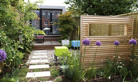 Diseño de patios y jardines pequeños   75 ideas interesantes