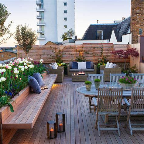 Diseño de terrazas y exteriores para casas pequeñas