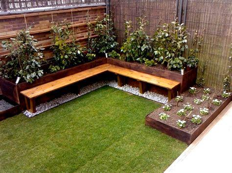 Diseño de un jardín pequeño. Porque los pequeños cambios ...
