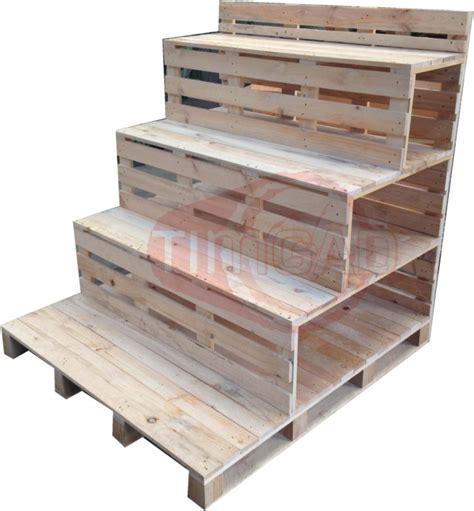 Diseño muebles con palets de madera