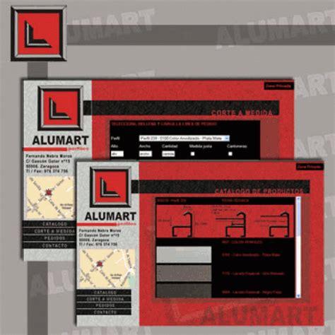 Diseño Web: Alumart   perfiles