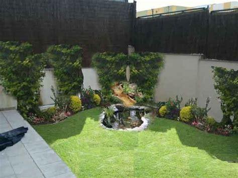 Diseño y decoracion de jardines modernos, pequeños o ...