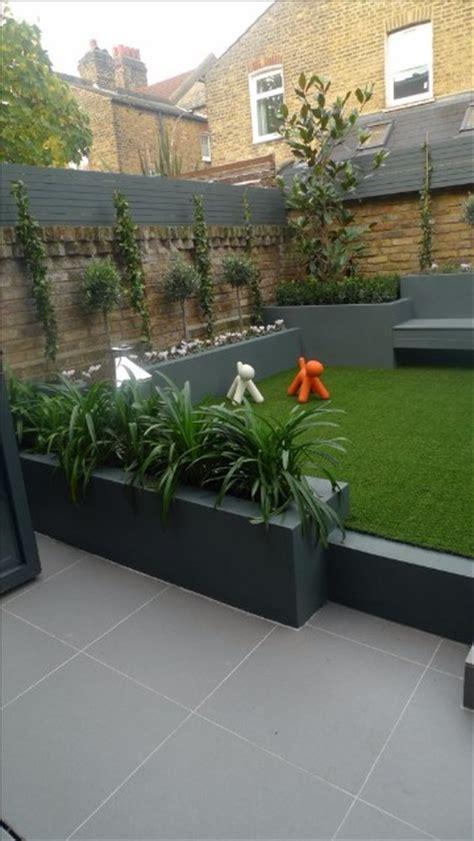 Diseños para jardines pequeños, bonitos y sencillos ...