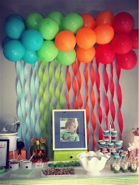 Divertidas Ideas Para Decorar Un Cumpleaños Infantil Con ...