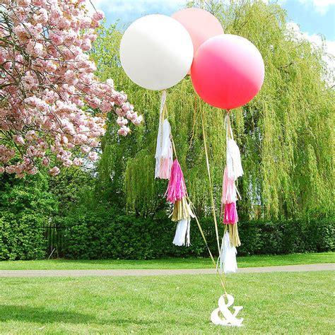 DIY: guirnalda para globos gigantes | PYP