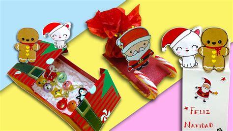 DIY REGALOS para Navidad de ultimo minuto,3 manualidades ...
