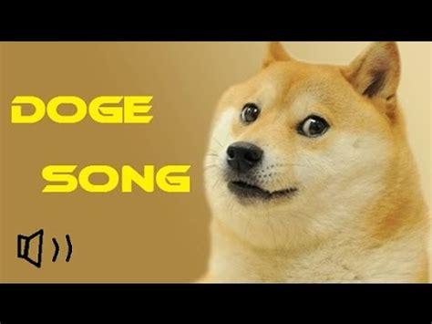 DOGE MEME SONG !   YouTube