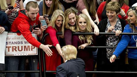 Donald Trump, favorito del Supermartes, agrieta el Partido ...