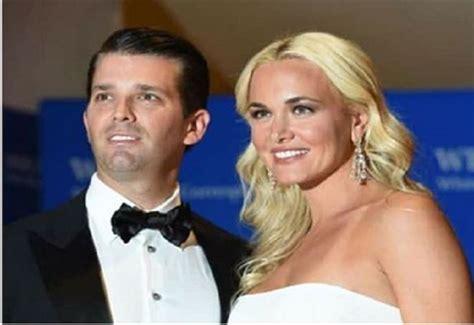 Donald Trump Jr e Vanessa Haydon divorziano/ Beni e ...