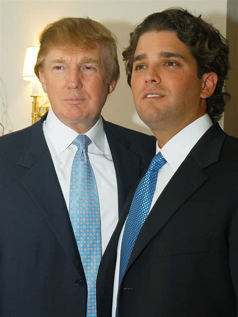 Donald Trump Jr. s Relationship with His Father Through ...