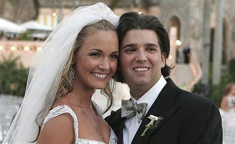 Donald Trump Jr. wedded Vanessa Haydon at Mar a Lago ...