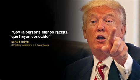 Donald Trump: Las polémicas frases del nuevo presidente ...