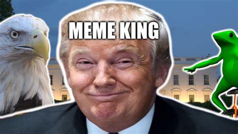 Donald Trump: Meme King 2016 - YouTube