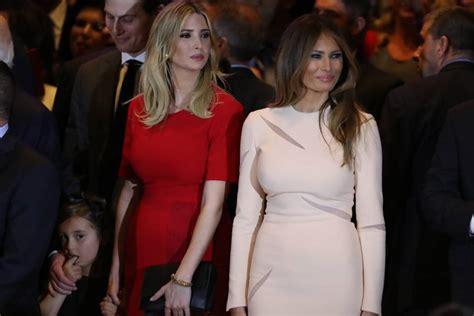 Donald Trump Presidente: Melania e Ivanka Trump, duas ...