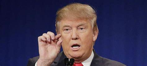Donald Trump reconoce la existencia del calentamiento ...