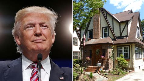 Donald Trump s childhood in Queens, New York is for sale ...