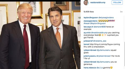 Donald Trump s Instagram Strategy   I Agree to See