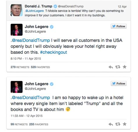 Donald Trump Started a Twitter Fight with T Mobile s CEO ...