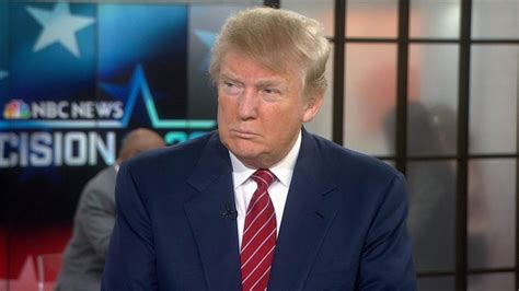 Donald Trump the  favorite  to be our next president ...