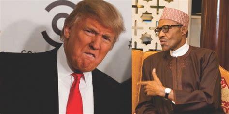 Donald Trump to Call President Buhari, Zuma on Phone Today ...