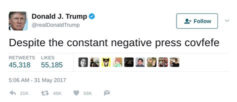 Donald Trump's cryptic covfefe tweet brought out the best ...