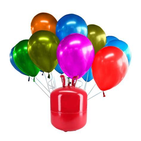 Dónde comprar el helio para inflar los globos   Decora y ...