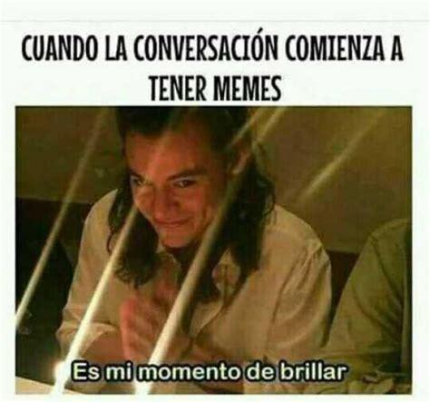 dopl3r.com   Memes   CUANDO LA CONVERSACION COMIENZA A ...