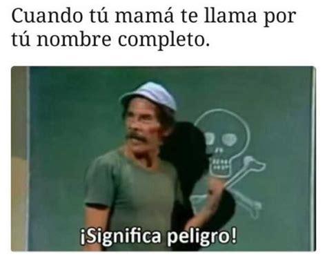 dopl3r.com   Memes   Cuando tu mamá te llama por tu nombre ...