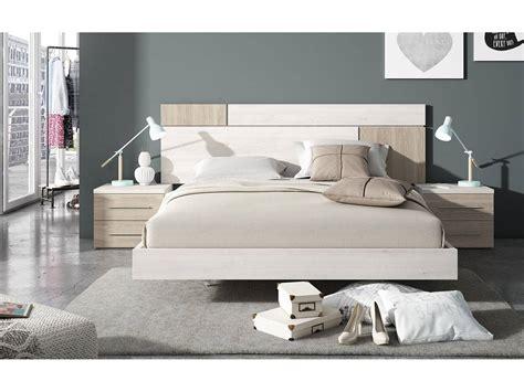 Dormitorio de matrimonio blanco nordic y sable