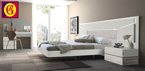 Dormitorio de Matrimonio Moderno GC115   Tienda de Muebles ...