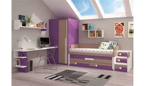 Dormitorio juvenil Naomi en Portobellostreet.es