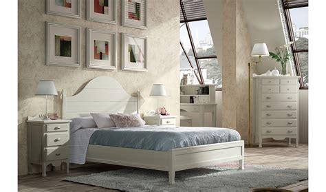 Dormitorio provenzal blanco Decco en Portobellostreet.es