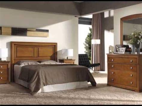 Dormitorios de matrimonio en madera con estilo   YouTube