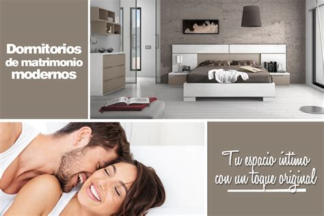 Dormitorios de matrimonio modernos   Merkamueble