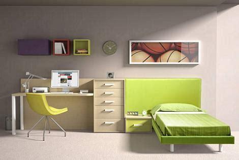 Dormitorios juveniles de Muebles Rey