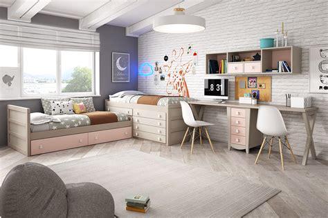 Dormitorios juveniles en Zaragoza | Muebles Luis Miguel