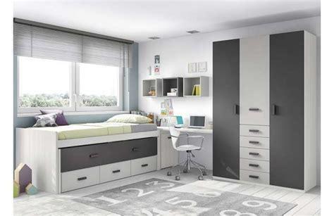 Dormitorios juveniles modernos | muebles BOOM | 019 JUV ...