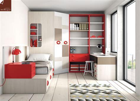 Dormitorios juveniles TMB – Mi Hogar
